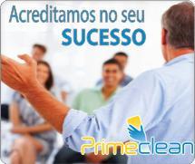 Oportunidade de negócio Prime Clean