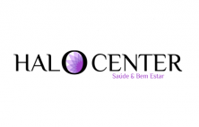Logotipo Halo Center