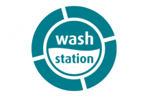 Logotipo Wash Station