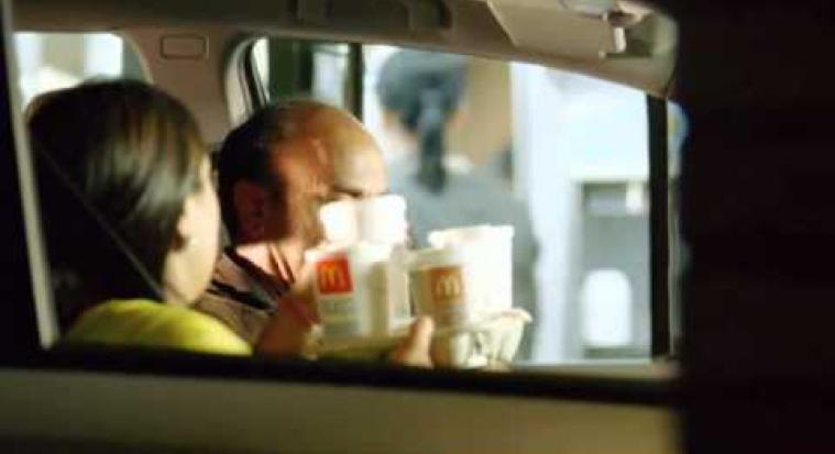 """""""McDonald's. Tanto para partilhar"""" em campanha"""