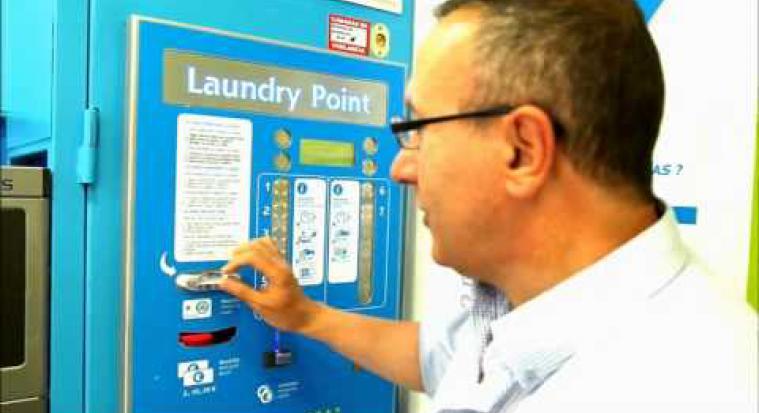La Wash Laundry - Lavandería autoservicio