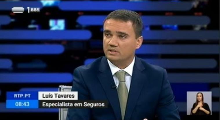 DS SEGUROS na RTP1 no Bom dia Portugal - 10/06/2017