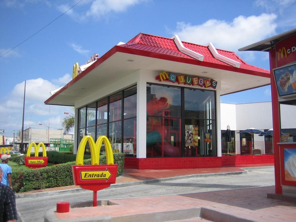 Restaurant Mcdonald S