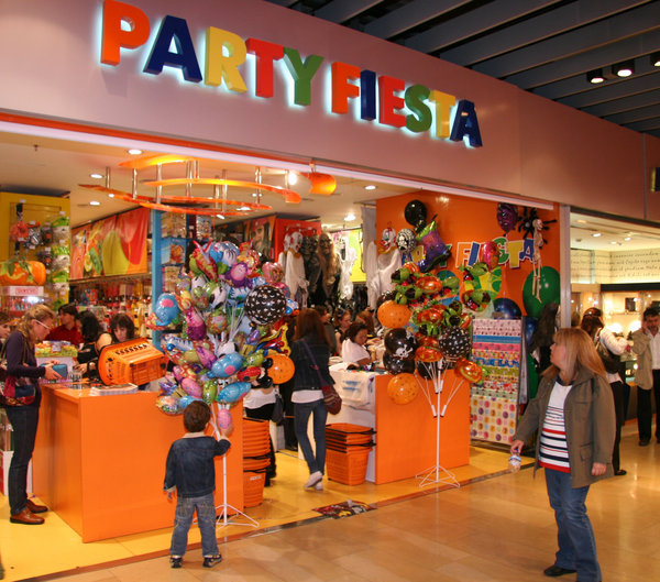 Party fiesta comprar franchising - Productos de decoracion ...