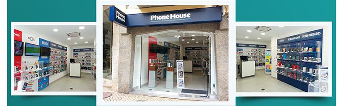 57778fce198 Phone House inaugura loja nas Caldas da Rainha!