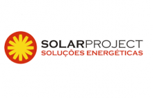 Logotipo Solar Project