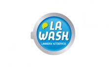 Logotipo LA Wash