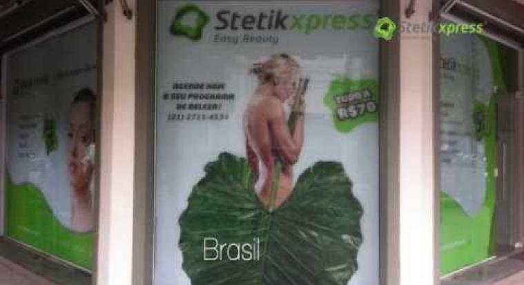 Stetikxpress - Cuidar da imagem, já não é um luxo!